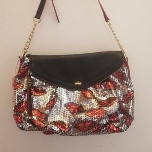 Juicy Couture Sequined Hobo Bag